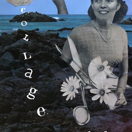 workshop collage poster