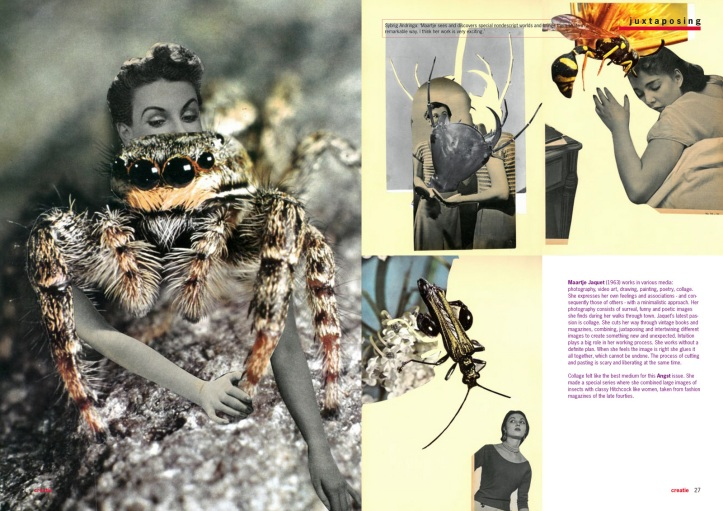 insectomania for creatie