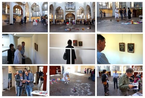 opening salon/bigbang amstelkerk