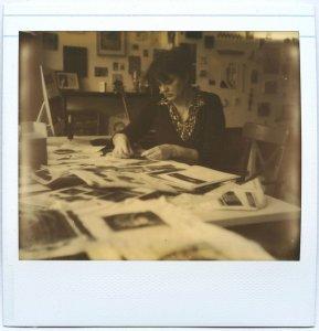 patroon studio polaroid