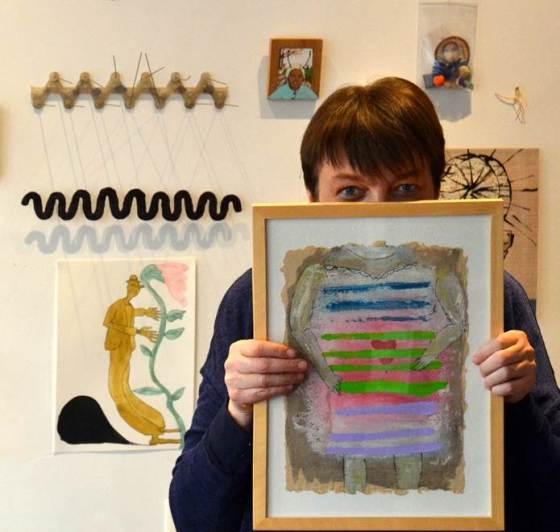 foto arti expositie collectie