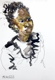 24 H Zuidoost:portraits