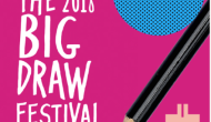 The Big Draw: Live Drawing